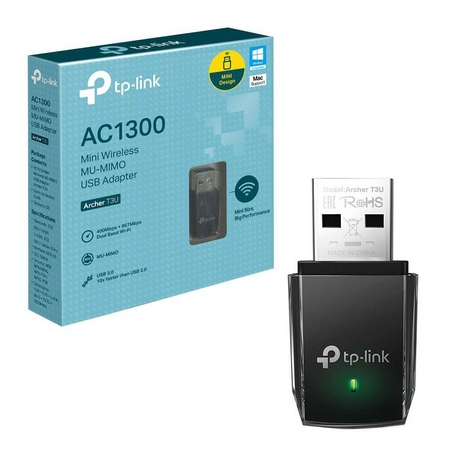 Clé Wi-Fi TP-LINK – T3U – AC1300