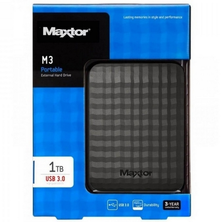 Disque dur externe MAXTOR – 1 To