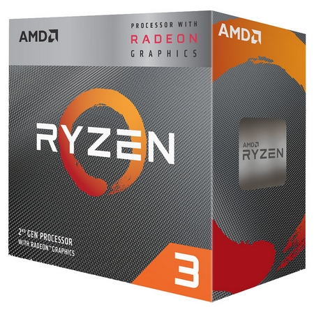 Processeur RYZEN 3 – 3200G