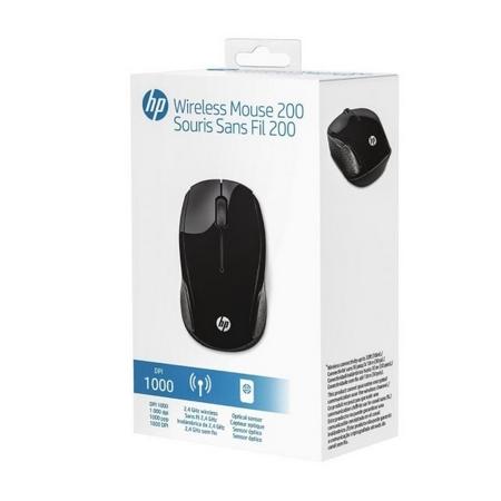Souris sans fil HP – 200