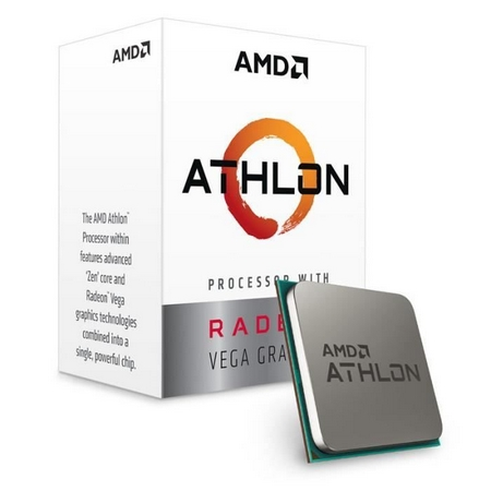 Processeur AMD ATHLON – 3000G
